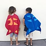 One Fish, Two Fish, Red Fish, Blue Fish Costumes