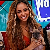 "Vanessa Morgan's ""Money Piece"" Highlights in 2018"