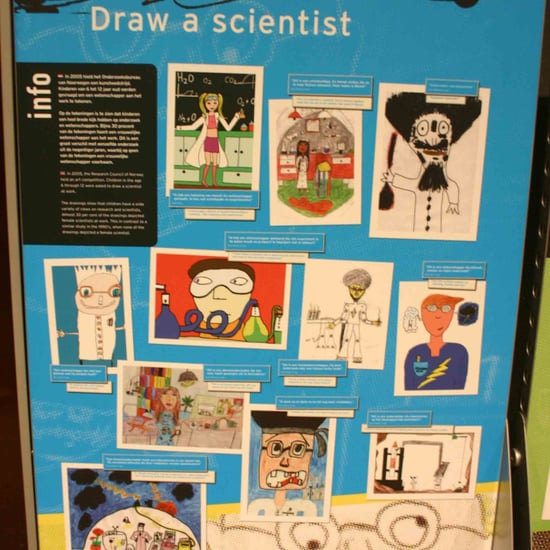 Kids Are Drawing More Female Scientists