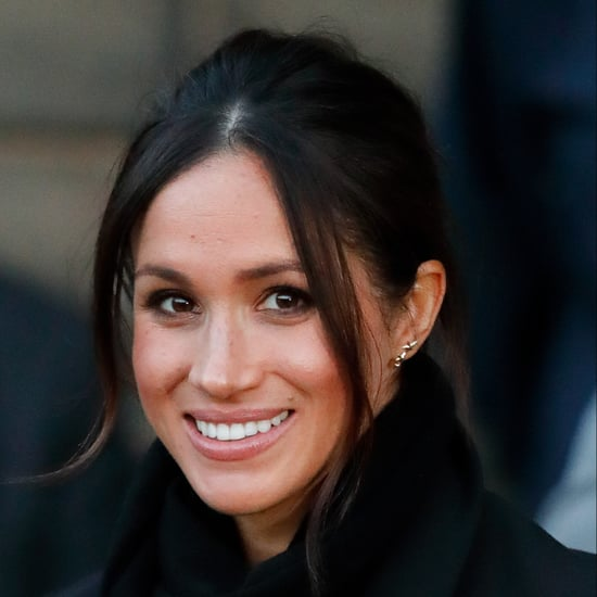 Meghan Markle Doesn't Cover Up Her Freckles
