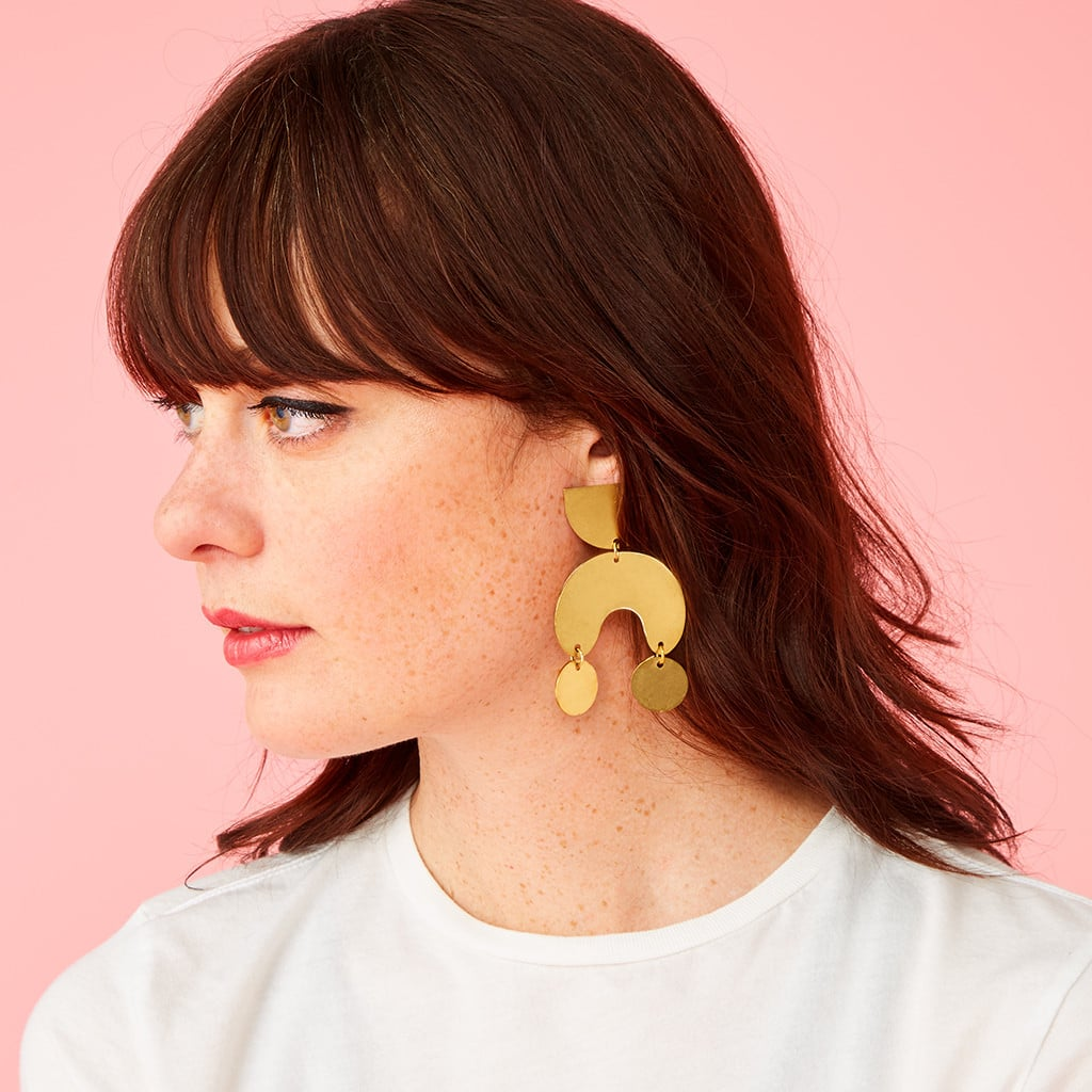 Super oversize earrings