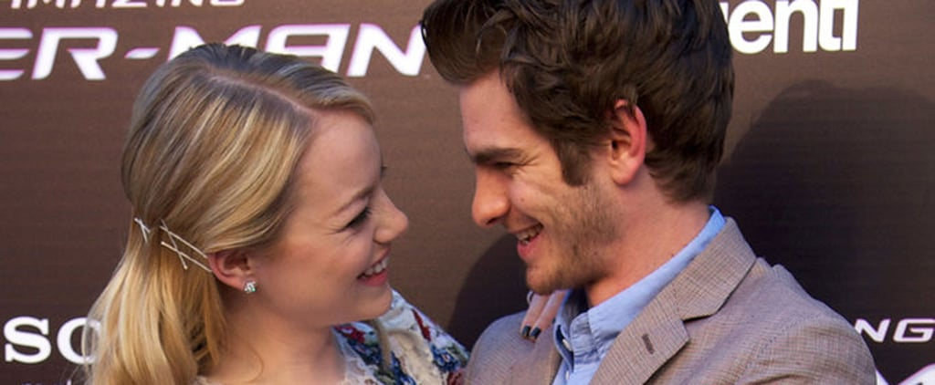 The Way They Were: Emma Stone and Andrew Garfield's Most Adorable Moments