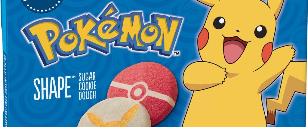 Pillsbury Ready-to-Bake Pokémon Sugar Cookies