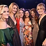 Pictured: Reese Witherspoon, Laura Dern, Jaya Harper, Kelly Marie Tran, Marisa Tomei, and Felicity Huffman