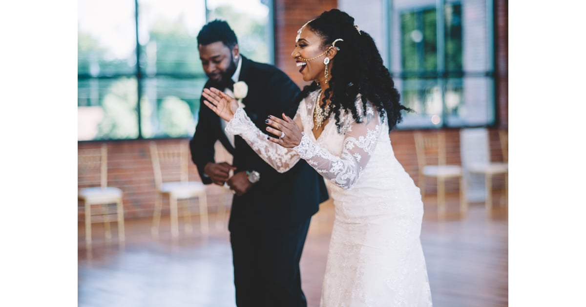 Modern West African Wedding POPSUGAR Australia