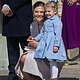 Princess Estelle of Sweden Cute Pictures
