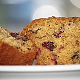Cranberry Flax Muffins