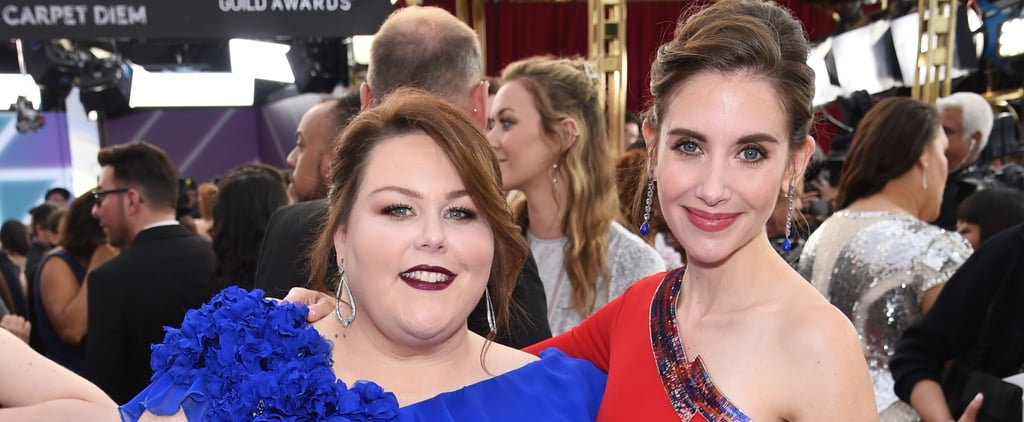 Did Chrissy Metz Call Alison Brie a Bitch at Golden Globes?