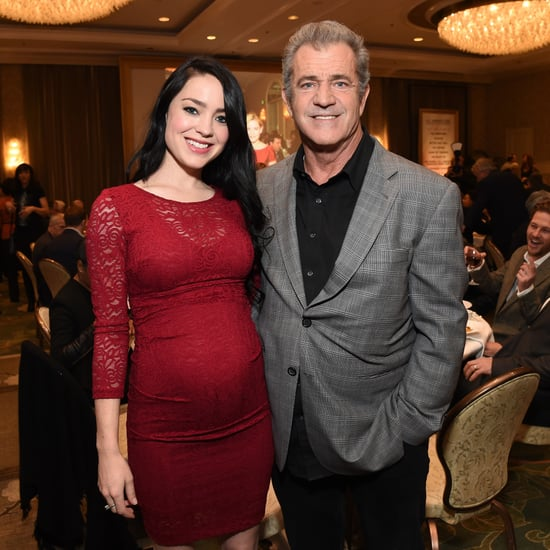 Mel Gibson Welcomes Son January 2017