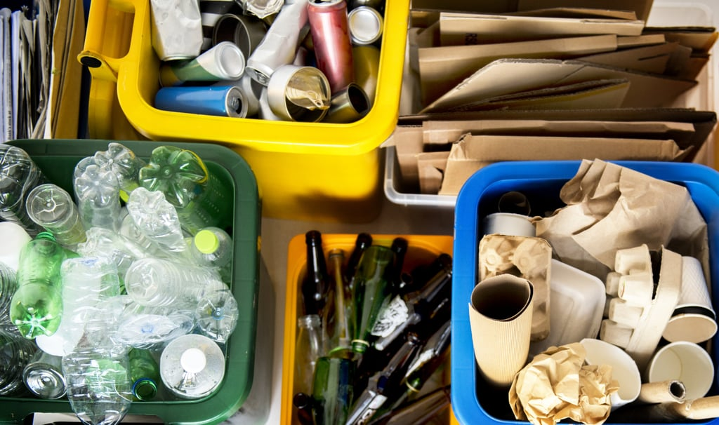 Properly Sorting Your Recycling