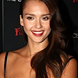 Jessica Alba With Loose Waves 2008