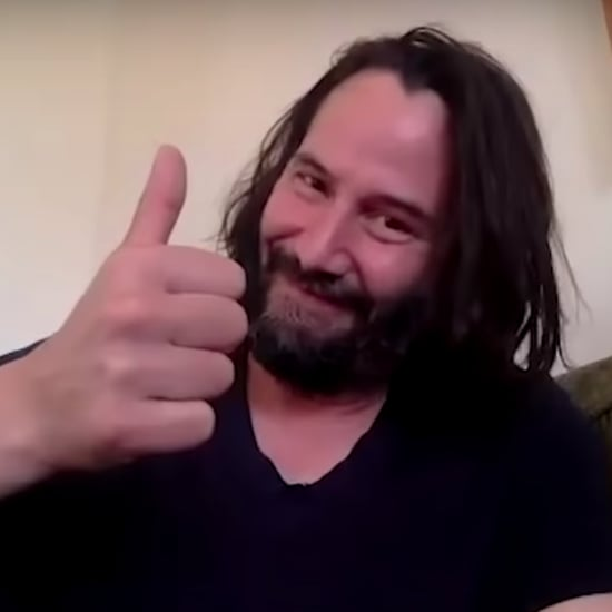 Watch Keanu Reeves's Best Moments at Comic-Con@Home | Videos