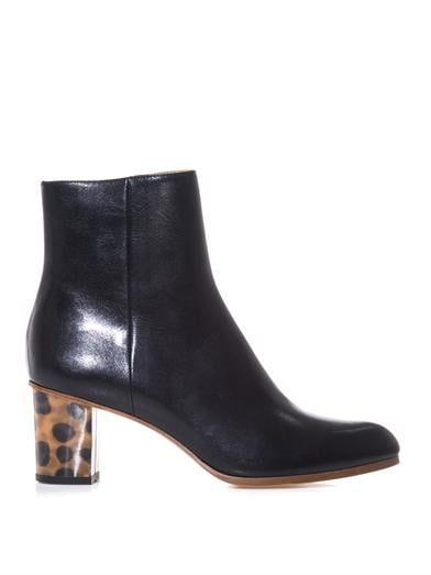 Boots, approx $553, Maison Martin Margiela at MATCHESFASHION.COM