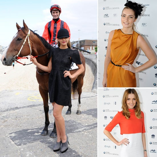 Jesinta Campbell and Bridget Abbott Share Their Race Day Fashion Tips for the 2012 Autumn Racing Carnival