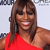 Serena Williams at the Glamour Magazine Women of the Year Honours in 2009