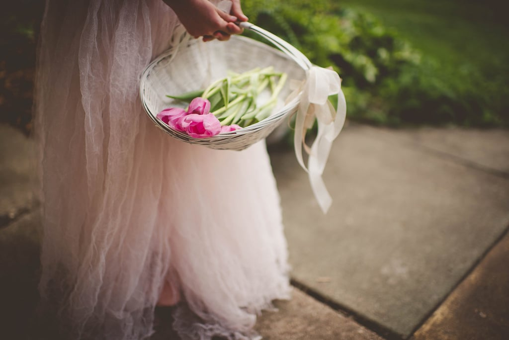 Alternative Ideas For Flower Girl Petal Toss | POPSUGAR Moms