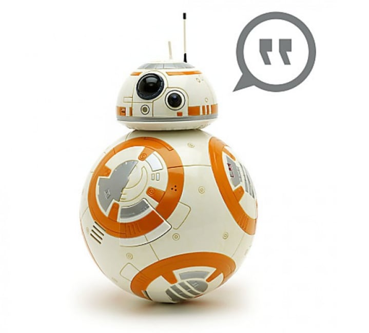 For 5-Year-Olds: BB-8 Talking Figure