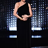 Meghan in a Sultry Givenchy Gown