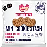 Belgian Boys Mini Cookie Stash