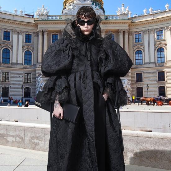 Balenciaga's Goth Version of Princess Diana's Wedding Dress