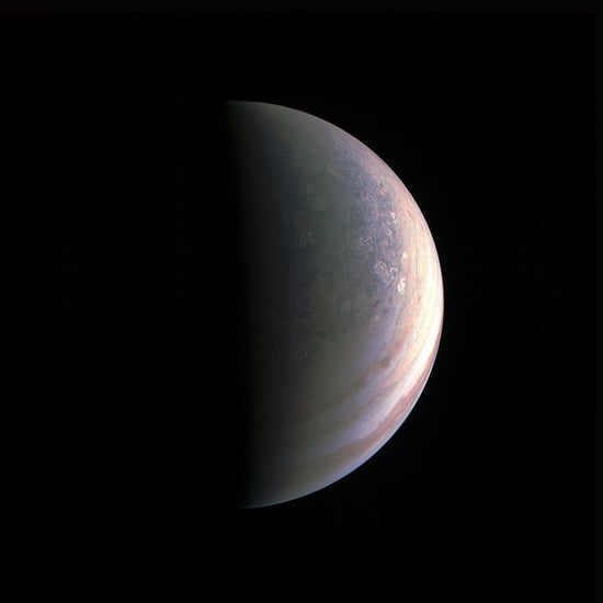 NASA's Jupiter Flyby Images