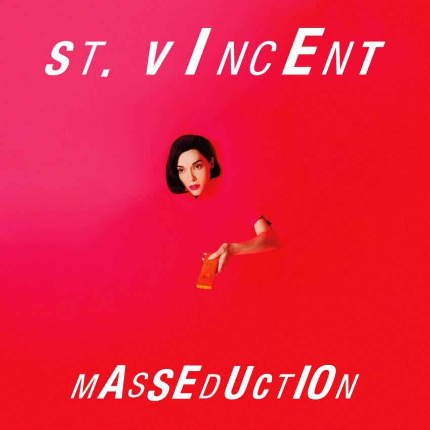 Masseduction St Vincent: Masseduction By St. Vincent