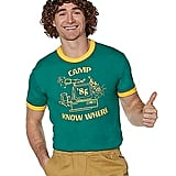 Camp Know Where T-Shirt From Stranger Things
