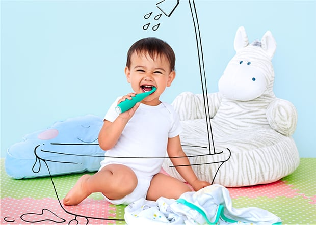 Foreo Baby Electric Toothbrush