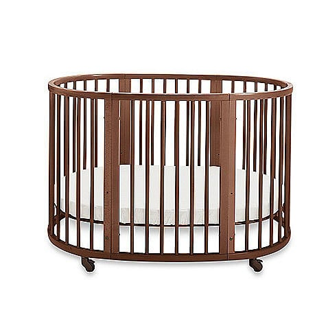 Rocking Crib to Toddler Bed