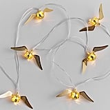 Golden Snitch String Lights