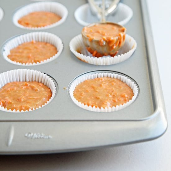 How to Bake Equal-Size Cupcakes