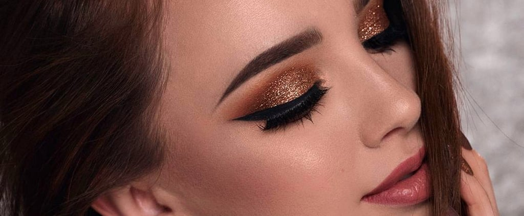 Shine Your Way Into January With These Glittery Makeup Looks
