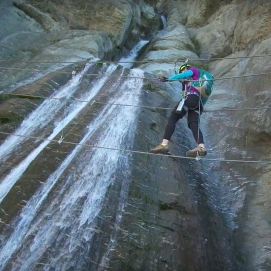 Wanaka Waterfall Climb New Zealand