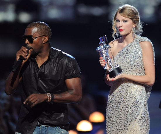 Kanye West famously interrupted Taylor Swift's acceptance speech at the beginning of the 2009 show. What memorable moments will happen this year? We'll be watching to find out!