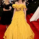Katie Holmes at the 2014 Met Gala