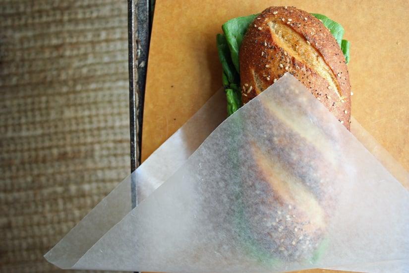 Wrap the Sandwich