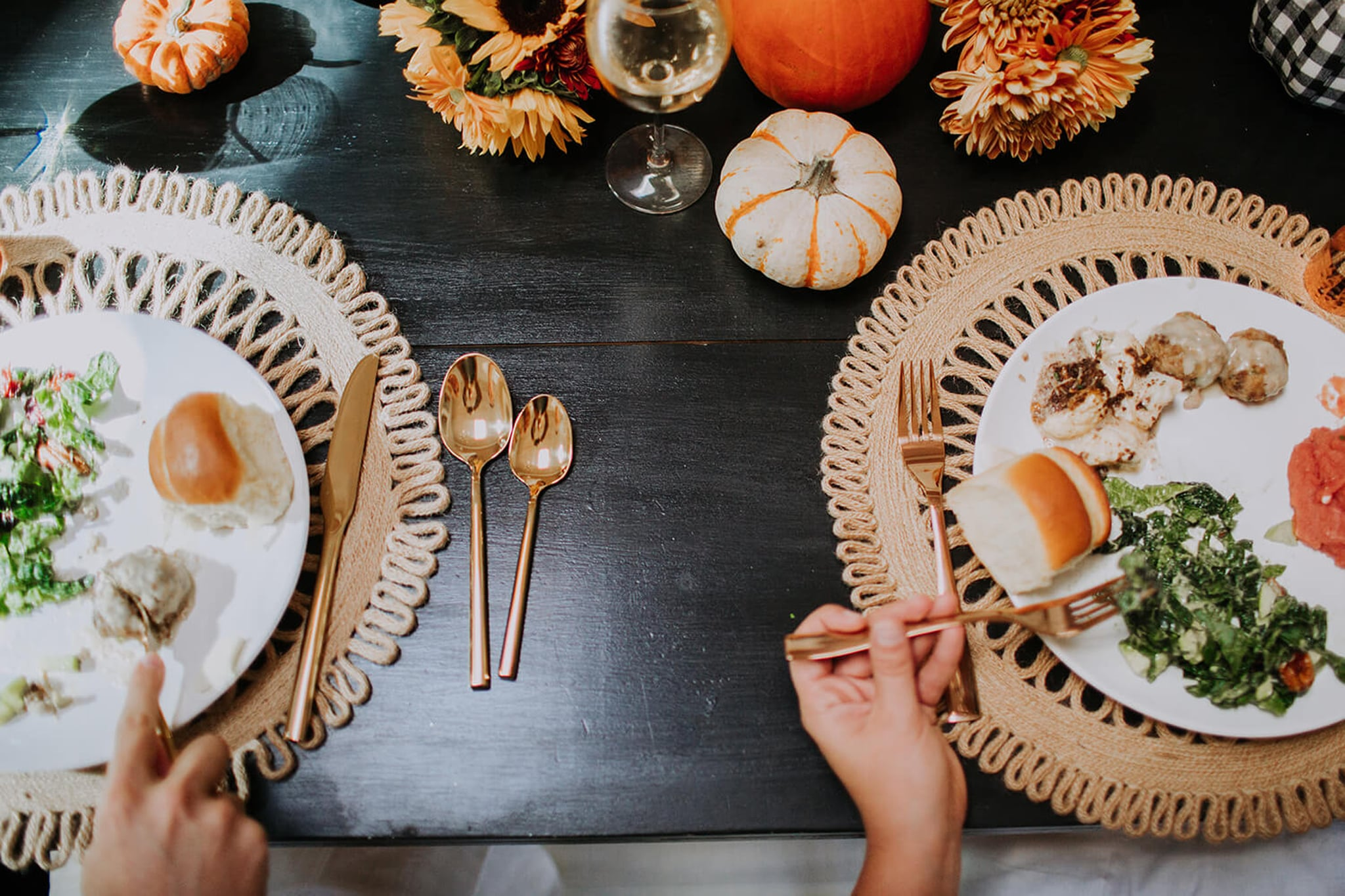 How Many Calories Are in a Typical Thanksgiving Dinner? We Investigate