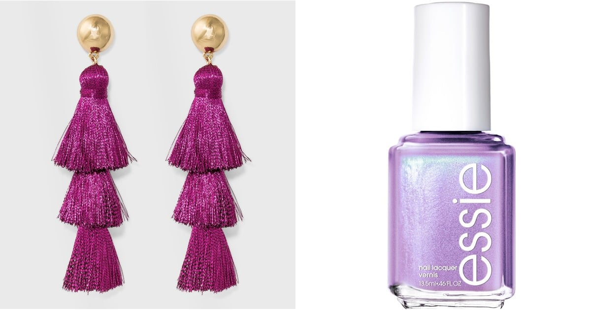 Essie x BaubleBar at Target Matches Nail Polish to Earrings ...