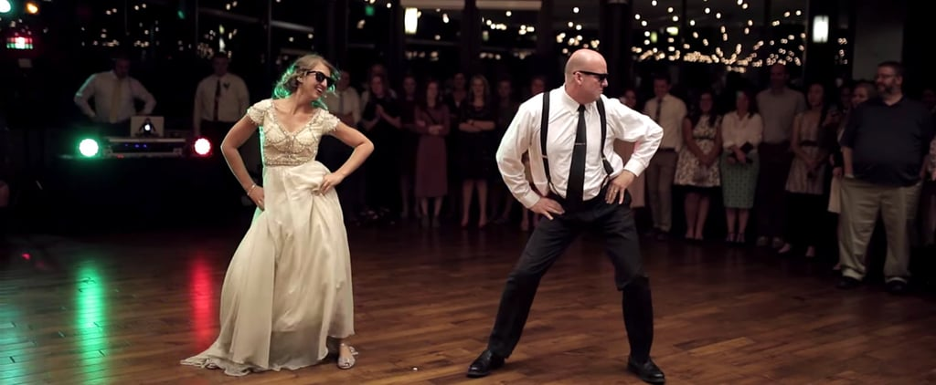 Father Daughter Choreographed Wedding Dance
