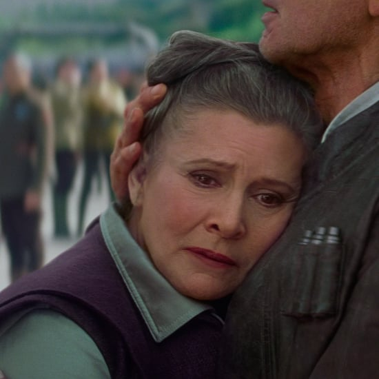 How Much Will Princess Leia Be in Star Wars Episode VIII, XI