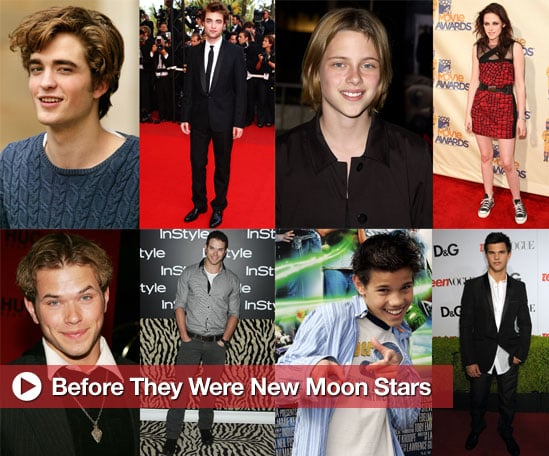 Sugar Shout Out: New Moon Cast Before They Were Stars