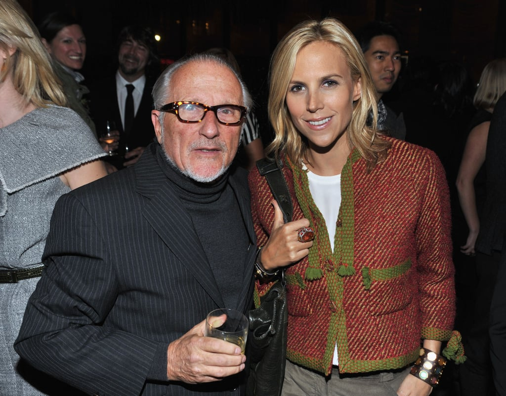 Stan Herman and Tory Burch