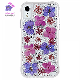 Case-Mate Purple Karate Petals Case