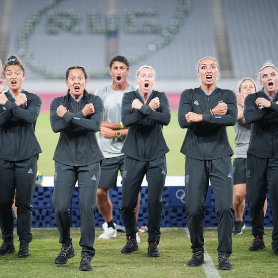 Watch the New Zealand Women's Rugby Team's Olympic Haka