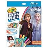 Disney's Frozen 2 Glitter Effects Color Wonder Set by Crayola
