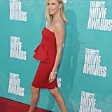 Charlize Theron at the MTV Movie Awards in 2012.