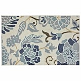 Power Flower Rectangular Rug