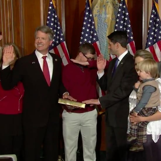 Paul Ryan Confused by Dabbing Teen
