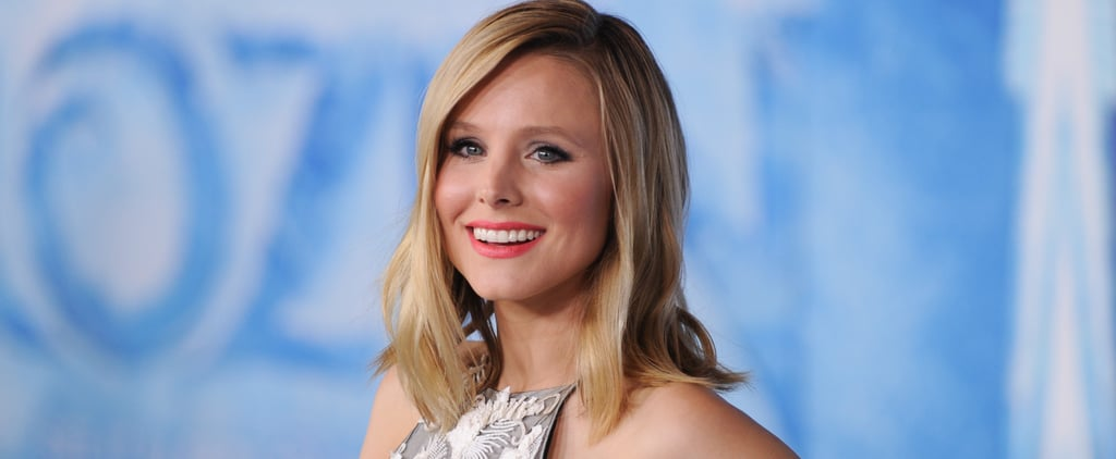 Kristen Bell's Daughter Singing Let It Go From Frozen