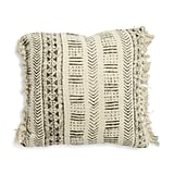 Made in India Stripe Pillow